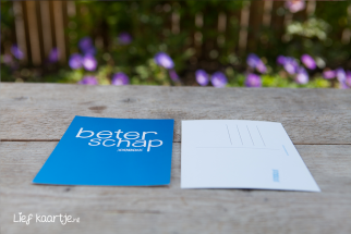Postkaart 'Beterschap'