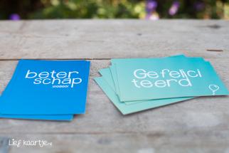 Postkaarten set | 2 stuks