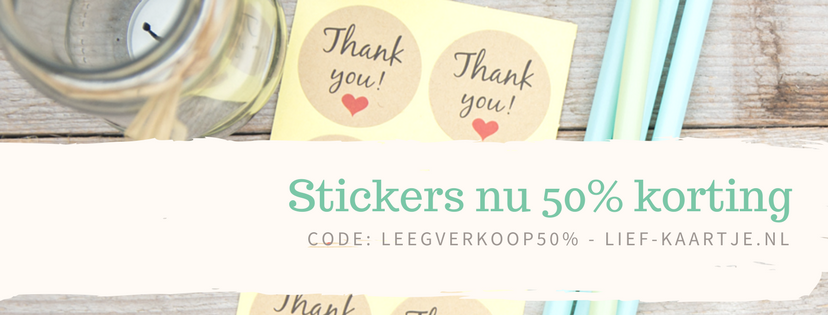 Stickers banner